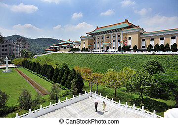 National Palace Museum - National palace museum...