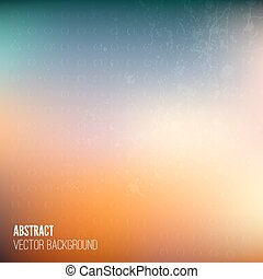 Abstract background - Abstract vector background with...