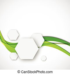 Science background technology medical template vector...