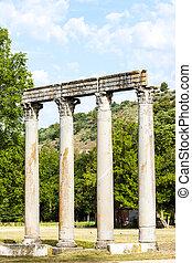Roman Temple, Riez, Provence-Alpes-Cote d''Azur, France