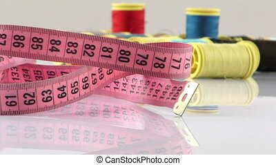 Fabric Rolls and Measurement
