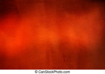 Grunge texture of wall in a red tone