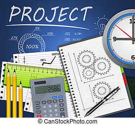 Project as an idea - Business development project as a...