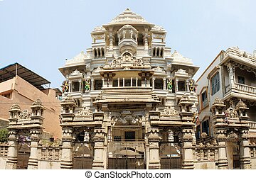 Jain Temple in Chennai, India