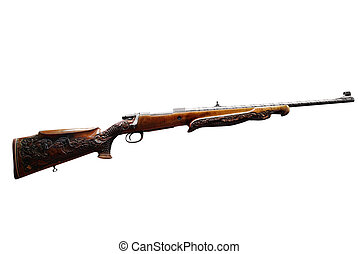 hunting carbine rifle