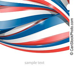 france background with flag set