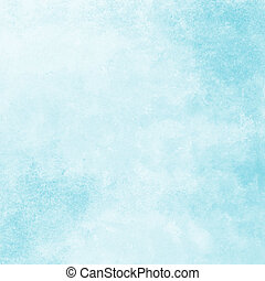 soft blue watercolor texture background, hand painted