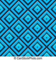 Seamless vector pattern with glossy squares