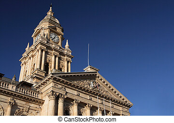 Cape Town town hall - South Africa city of Cape Town town...