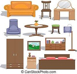 Furniture for bedroom