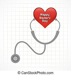 National Doctors Day Greeting - Creative National Doctors...
