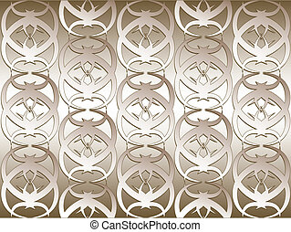 Abstraction wall-paper - Pattern graphic representation in...