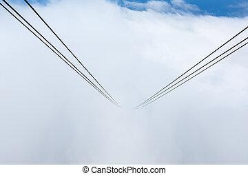 Way in the sky