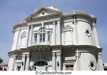 Colonial architecture in Malaysia - Islamic Council of...