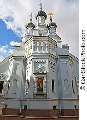 Cathedral of the Vladimir icon of the Mother of God....