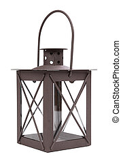 Lantern isolated