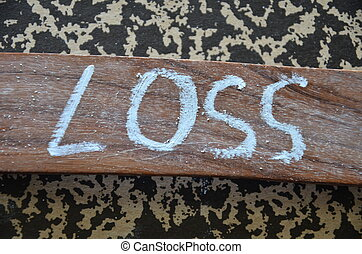 loss word