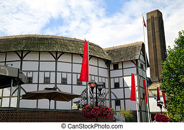 Globe Theatre - William Shakespeare Globe Theatre which is...