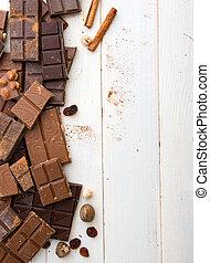 品種, 巧克力