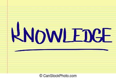 conhecimento, conceito,