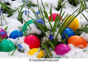 easter eggs 31