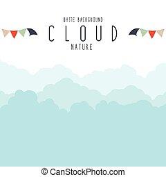 Cloudscape or Fog.