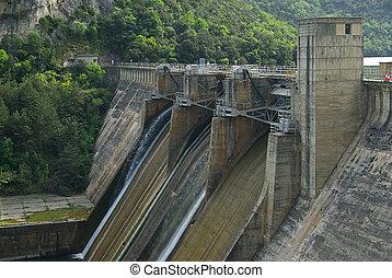 Rio Ebro Embalse de Sobron 04