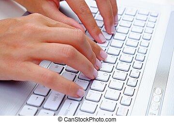 teclado, mecanografía,