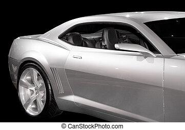 Chevrolet Camaro Concept Car - Chevrolet Camaro concept car...