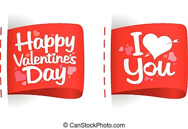 Valentine day labels for gifts - Valentine day labels for...