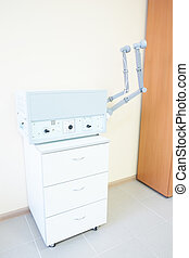 physiotherapy apparatus - The physiotherapy apparatus in...