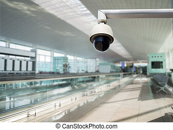 security camera watching all zones - cctv security camera in...