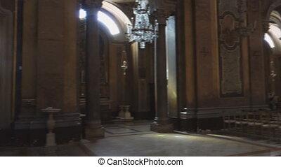 Baroque Interior - Santi Giovanni e Paolo romanesque...