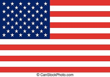 United States of America flag - The flag of the United...
