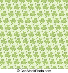 St. Patrick day greeting design