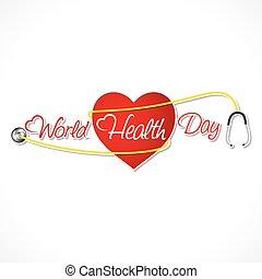 world health day design