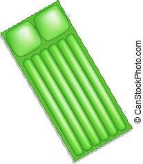 Air mattress in green design