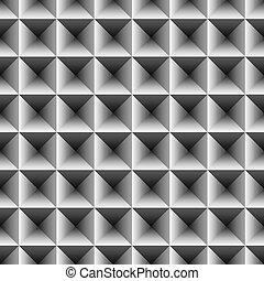 Indented Metal Pattern