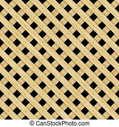 Wood Lattice
