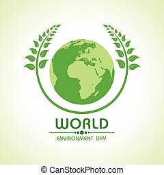 World Environment Day Greeting - Creative World Environment...