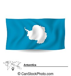 Flag of Antarctica