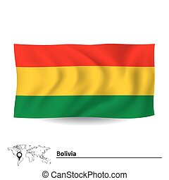 Flag of Bolivia