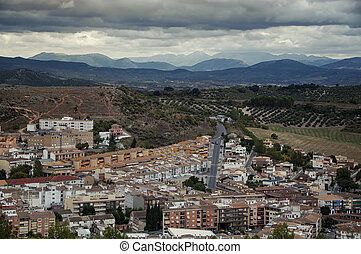 Alcala la Real - Little town in Andalusia, Spain - Alcala la...