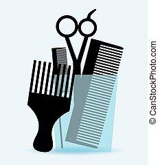 barbeiro, shop, ,