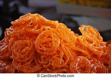 Jalebi, Indian sweet
