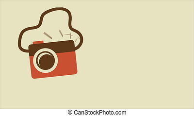 Camera Video animation - Camera take pictures, Video...