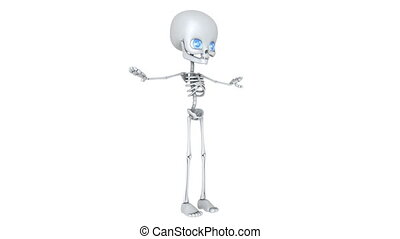 skeleton - image of skeleton.