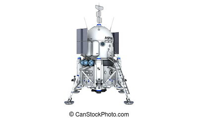 space probe machine - image of space probe machine.