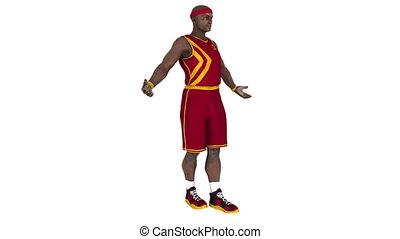 basketball player - image of basketball player.