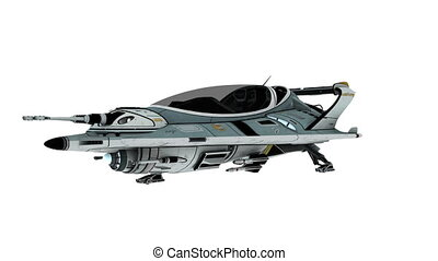 space ship - image of space ship.
